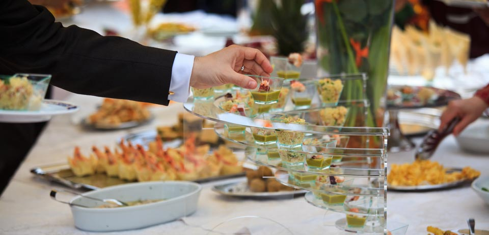 catering roma nord
